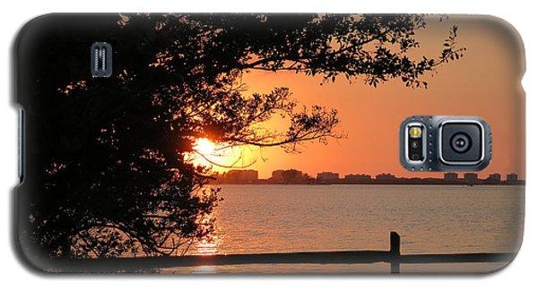Sunset On Sarasota Harbor Galaxy S5 Case