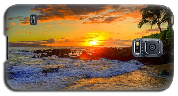 Sunset Secret Cove  Galaxy S5 Case