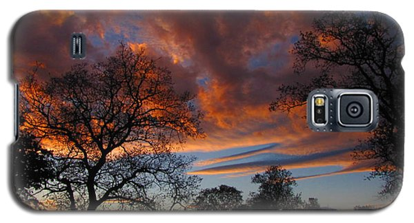 Sunset September 24 2013 Galaxy S5 Case
