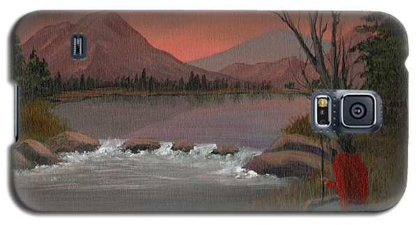 Sunset Serenade Galaxy S5 Case by Sheri Keith