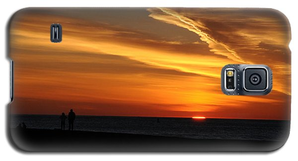 Sunset Sliver Galaxy S5 Case
