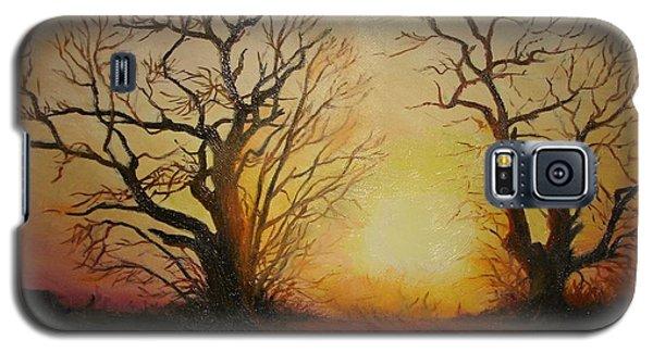 Sunset Galaxy S5 Case by Sorin Apostolescu
