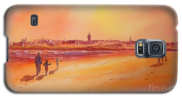 Sunset St Andrews Scotland Galaxy S5 Case