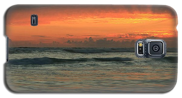 Galaxy S5 Case featuring the photograph Carlsbad Starburst by John F Tsumas
