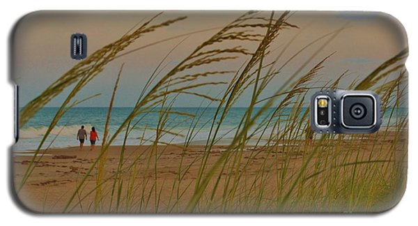 Sunset Stroll Galaxy S5 Case by Lynda Dawson-Youngclaus