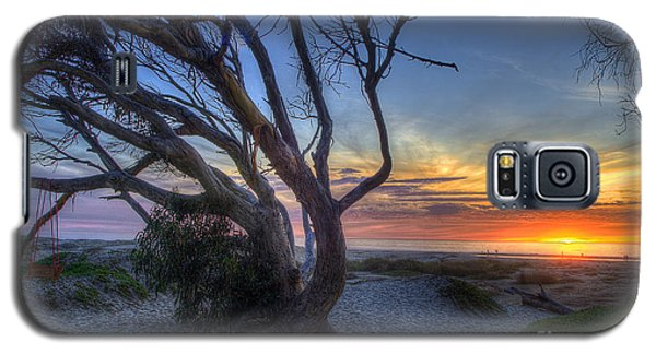Sunset Swing Galaxy S5 Case