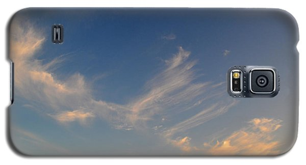Galaxy S5 Case featuring the photograph Sunset Time 2  by Lyle Crump