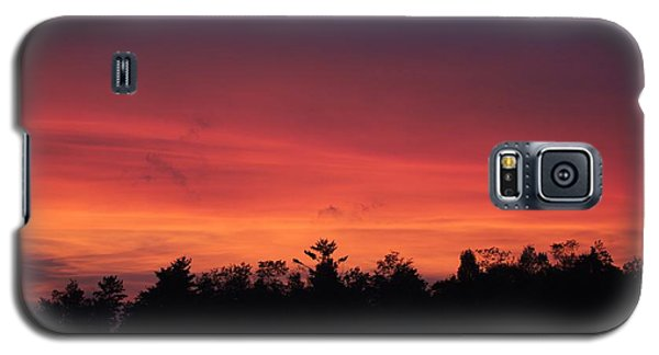 Sunset Tones Galaxy S5 Case by Tom Culver