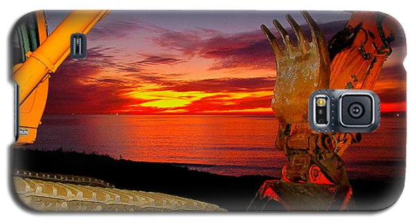 Sunset Tool Galaxy S5 Case by John King