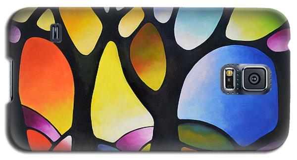 Sunset Trees Galaxy S5 Case