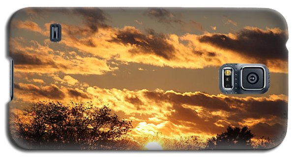 Galaxy S5 Case featuring the photograph Sunset by Vadim Levin