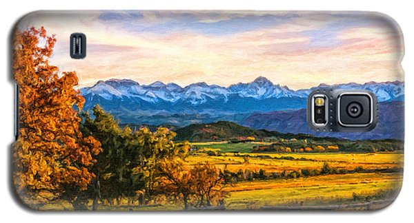 Sunset View Galaxy S5 Case