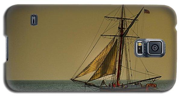 Sunset Voyage Galaxy S5 Case