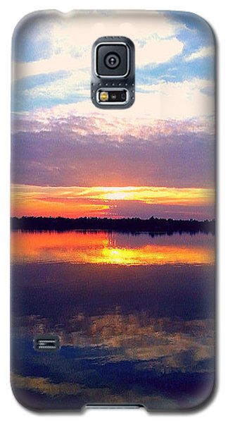 Galaxy S5 Case featuring the photograph Sunsets In The Holy City by Joetta Beauford