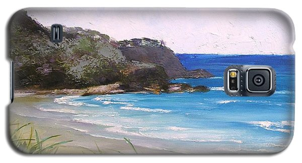 Sunshine Beach Qld Australia Galaxy S5 Case by Chris Hobel