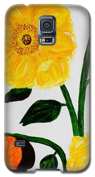Sunshine On The Vine Galaxy S5 Case