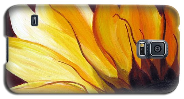 Galaxy S5 Case featuring the painting Sunshine by Sheri  Chakamian