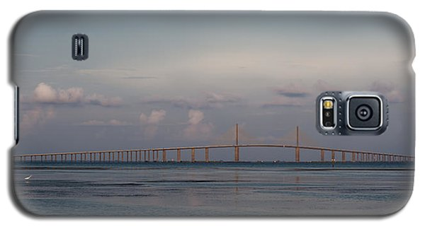 Sunshine Skyway Bridge Galaxy S5 Case