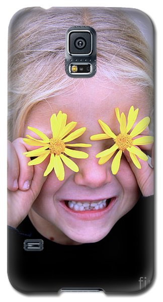 Sunshine Smile Galaxy S5 Case