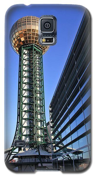 Sunsphere And Conference Center Galaxy S5 Case