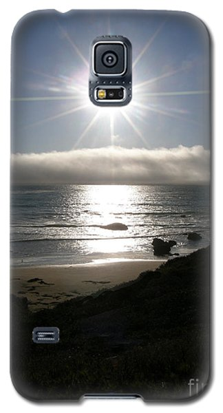 Galaxy S5 Case featuring the photograph Sunstar by Bev Conover