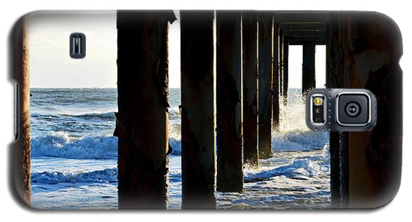 Sunwash At St. Johns Pier Galaxy S5 Case