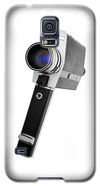 Super 8 Camera Galaxy S5 Case