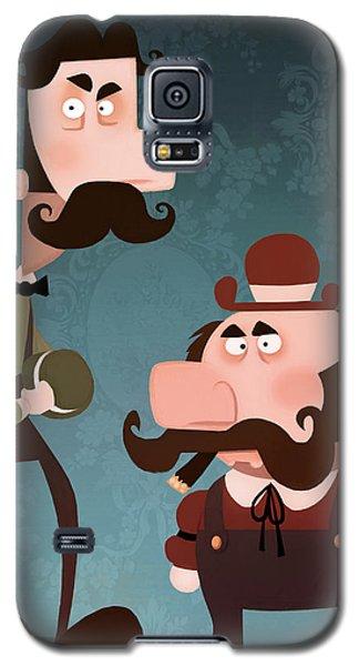 Galaxy S5 Case - Super Bros. by Adam Ford