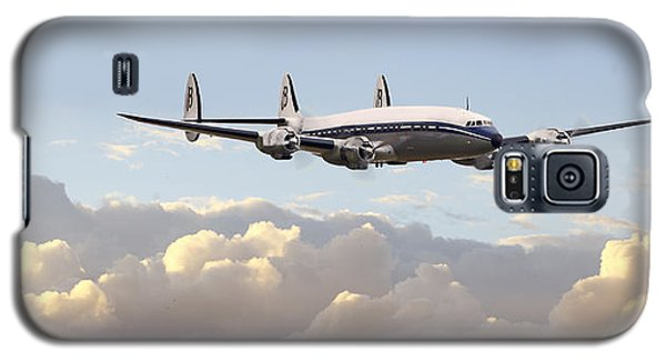 Super Constellation - End Of An Era Galaxy S5 Case by Pat Speirs