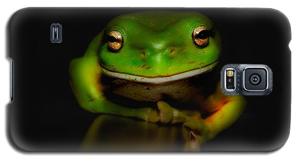 Super Frog 01 Galaxy S5 Case