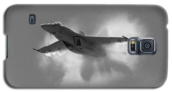 Super Hornet Shockwave Bw Galaxy S5 Case