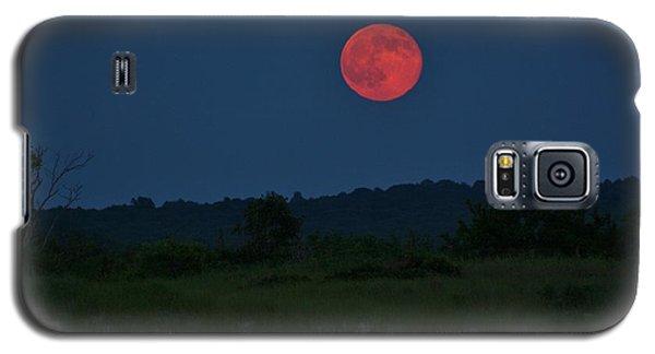 Super Moon July 2014 Galaxy S5 Case