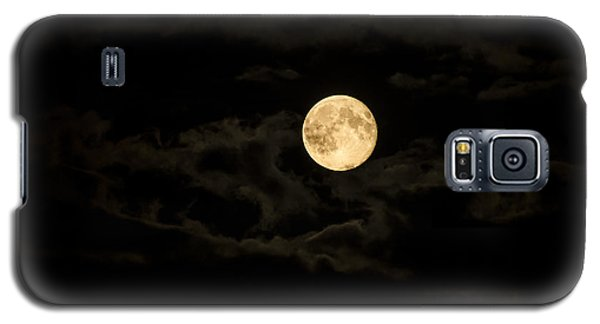 Super Moon Galaxy S5 Case by Spikey Mouse Photography