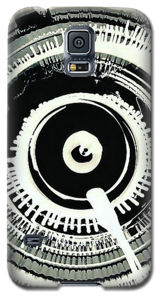 Super Nova Black Galaxy S5 Case