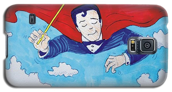 Superconductor Galaxy S5 Case