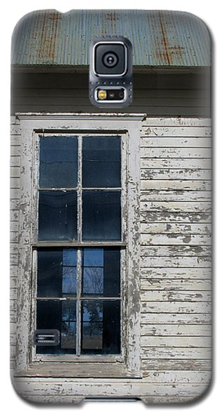 Superior Schoolhouse Window Galaxy S5 Case by Rod Seel