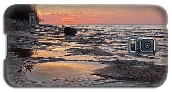 Superior Sunset  Galaxy S5 Case