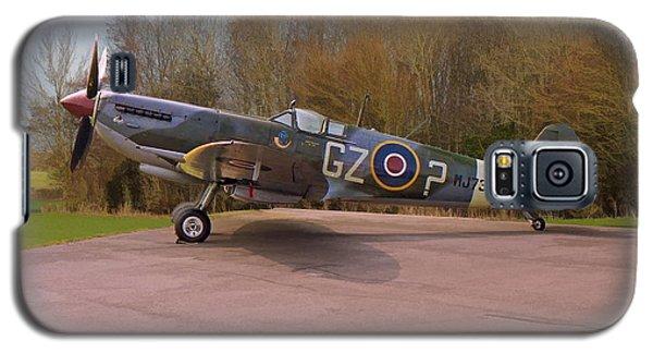 Supermarine Spitfire Hf Mk. Ixe Mj730 Galaxy S5 Case