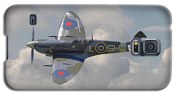 Supermarine Spitfire Galaxy S5 Case by Pat Speirs