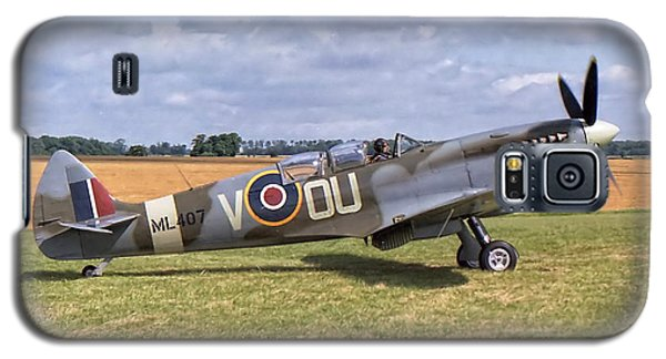 Supermarine Spitfire T9 Galaxy S5 Case by Paul Gulliver