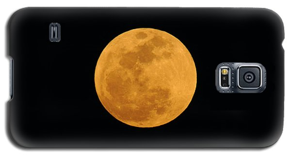 Galaxy S5 Case featuring the photograph Supermoon by Bradford Martin