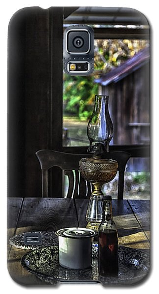 Suppertime In A 1850s Cracker Kitchen Galaxy S5 Case