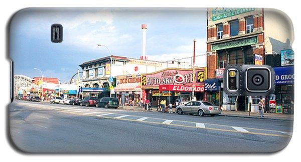 Surf Avenue In Coney Island Galaxy S5 Case