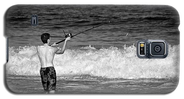 Surf Fishing Galaxy S5 Case