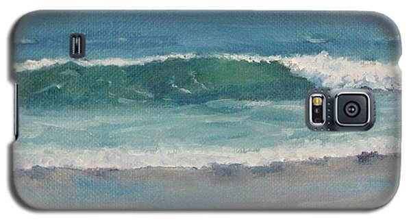 Surf Series 5 Galaxy S5 Case by Jennifer Boswell
