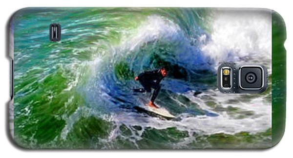 Surf Trip Galaxy S5 Case