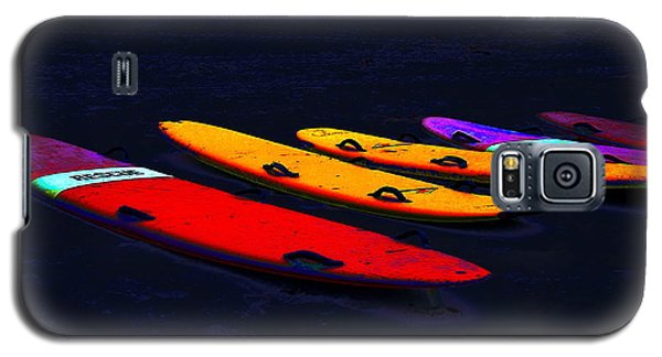 Surfboards Galaxy S5 Case