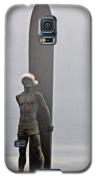 Surfer Santa  Galaxy S5 Case