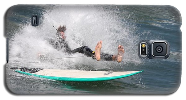 Surfer Wipeout Galaxy S5 Case