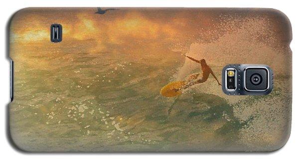 Surfers Paradise Galaxy S5 Case